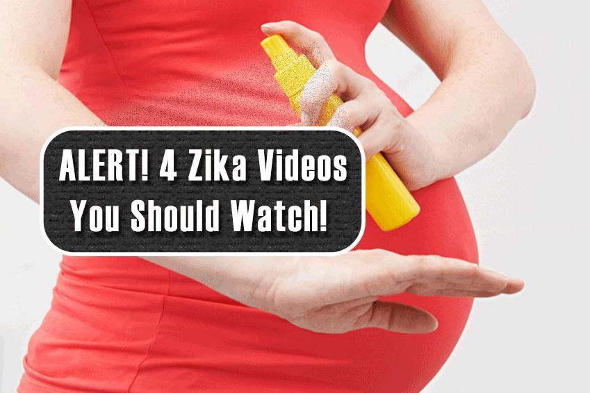 ALERT: 4 Zika Videos You Should Watch!