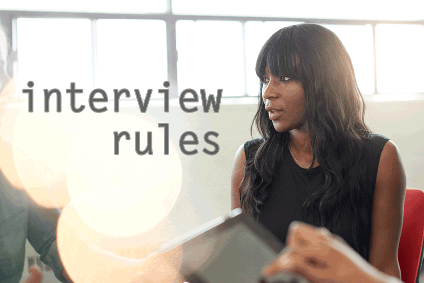 Quiz! 10 Do's And Don'ts At Your Next Job Interview