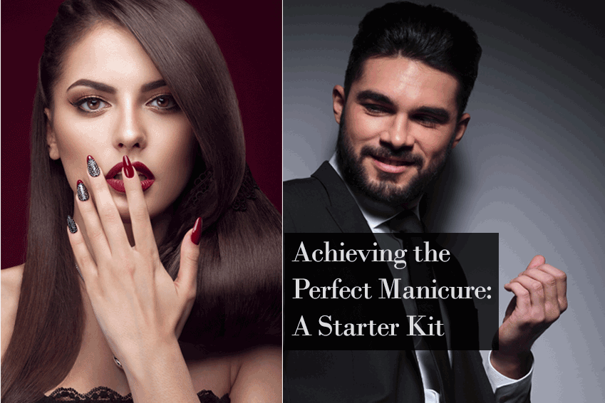 Achieving the Perfect Manicure: A Starter Kit