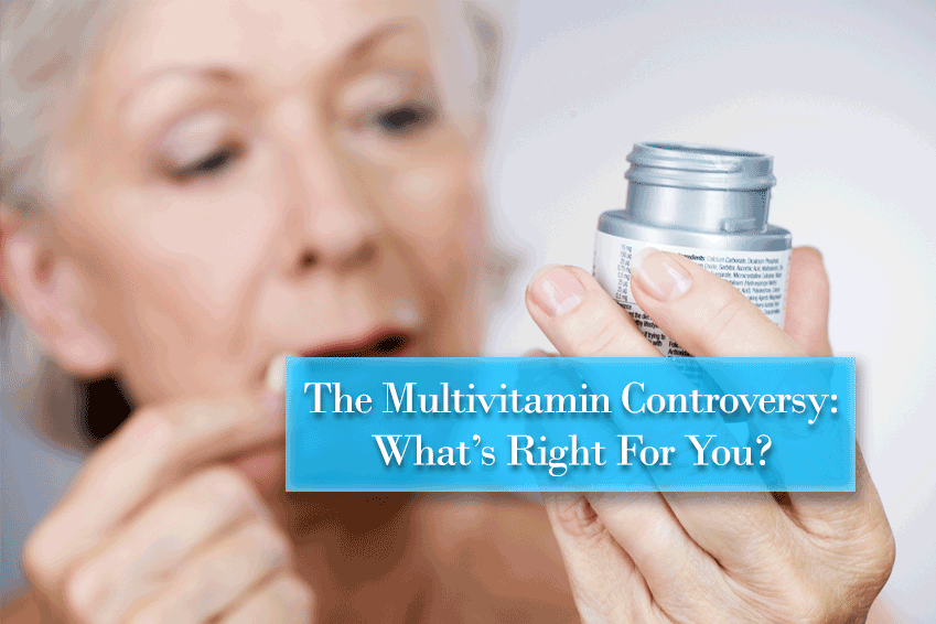 Are multivitamins good for you?