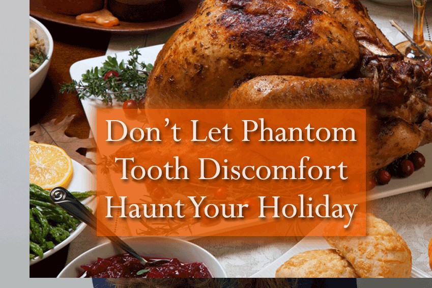 Don't Let Phantom Tooth Discomfort Haunt You