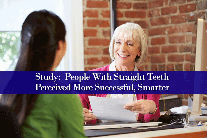 Straight Teeth Perceptions